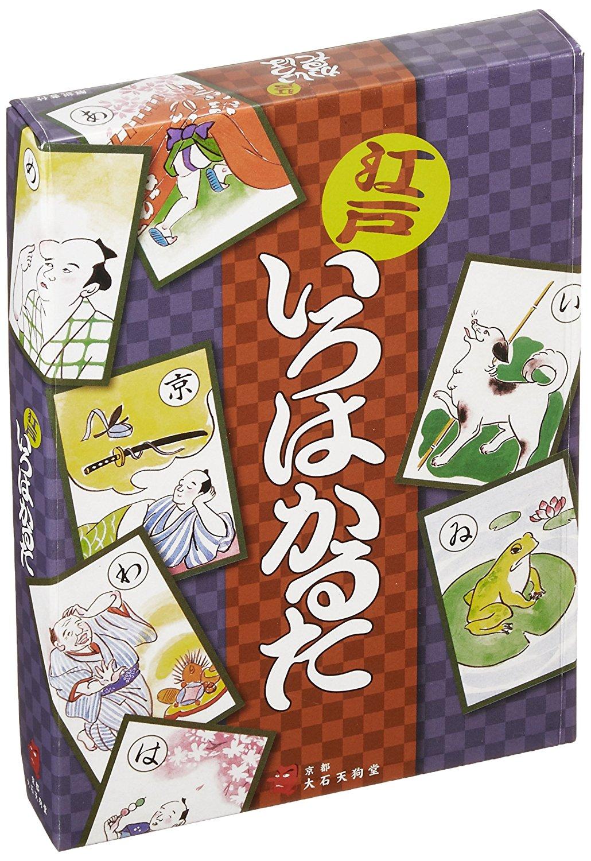 Edo Iroha Karuta