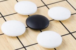 go japanisches brettspiel