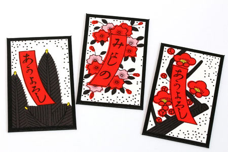 Hanafuda Spielkarten