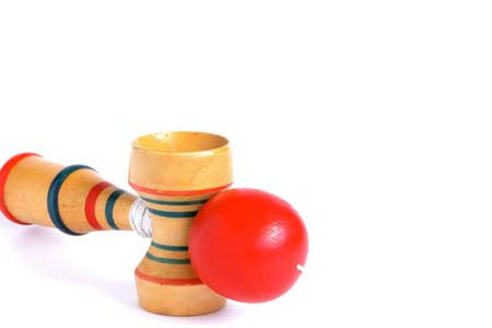 Kendama aus Japan