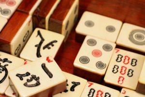 Mahjongg Spielsteine