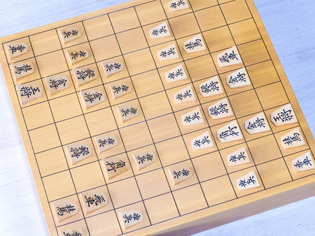 Shogi Spielsituation
